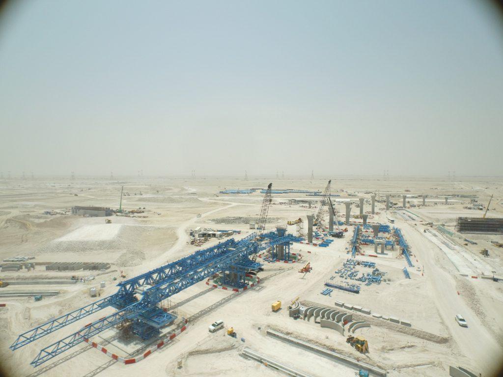 Client-VSL,-Qatar-Launching-Girder-2