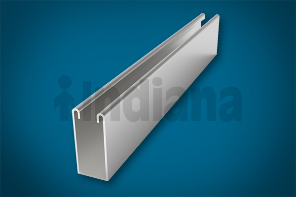 41x81 SOLID STRUT CHANNEL