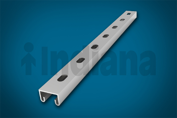 41x21 SLOTTED STRUT CHANNEL