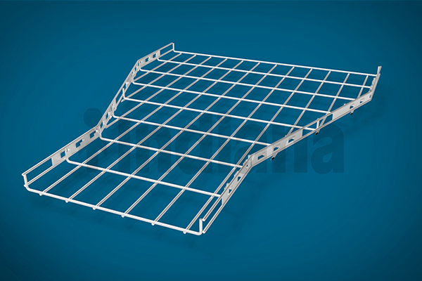 Wiremesh Reducer Right